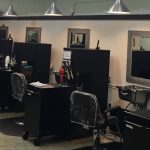 Swanky Salon Hair Department