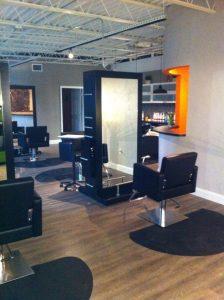 Swanky Studio Hair Room