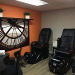 Swanky Studio Nail Room